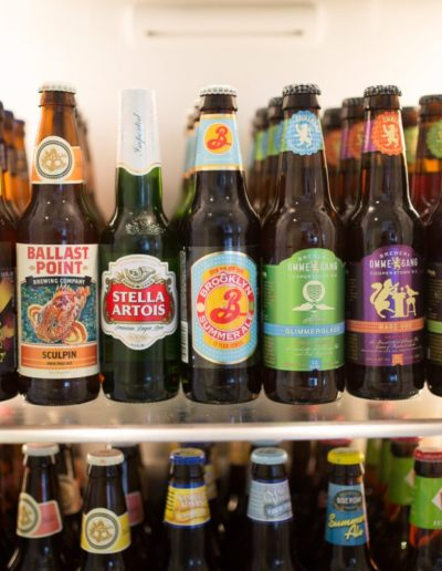 image of multiple beer bottles
